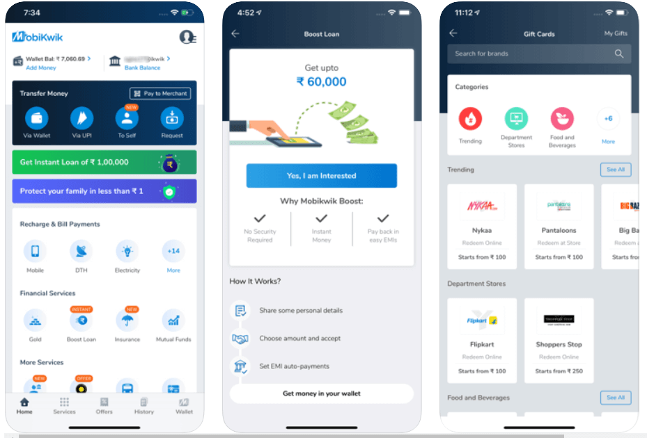 MobiKwik - Best App To Earn Free Balance