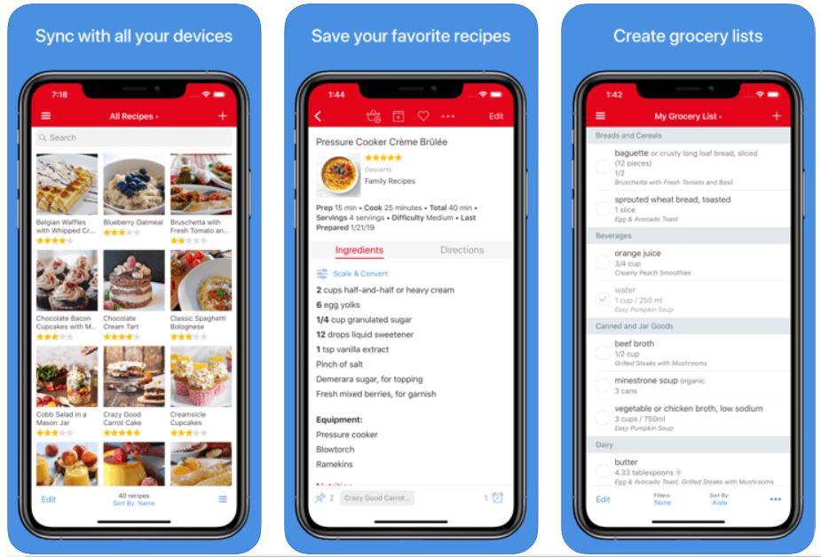 Paprika Recipe Manager 3 - Best Food Planner App