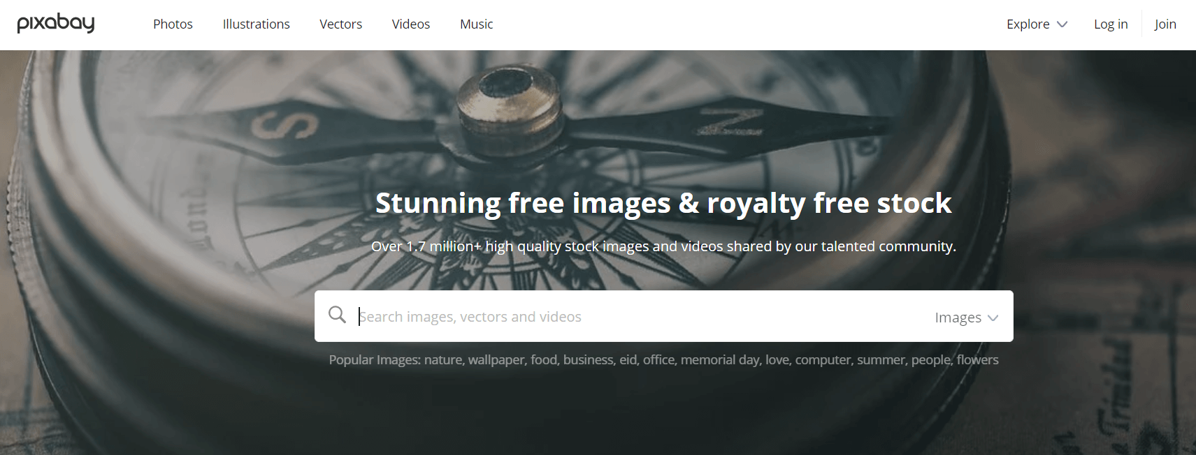 Pixabay - Best Free Stock Photo Websites