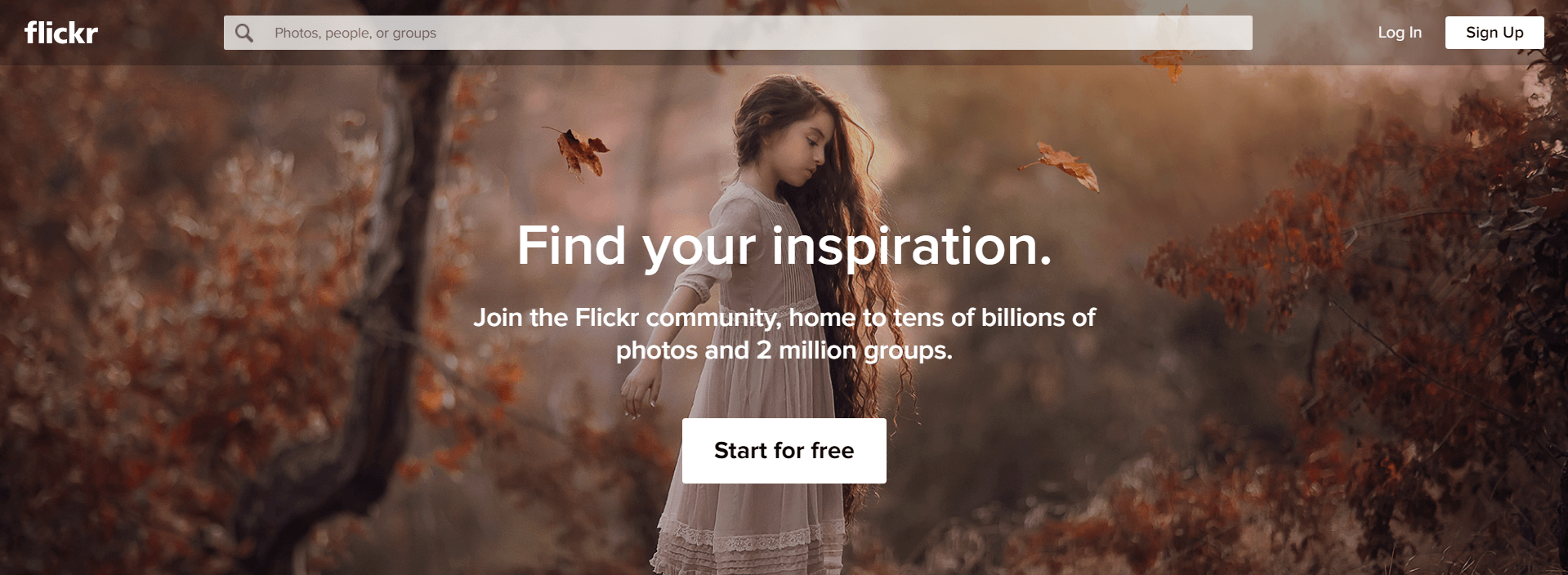 Flickr - Best Image and Video Sharing Site