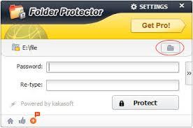Protect Folder