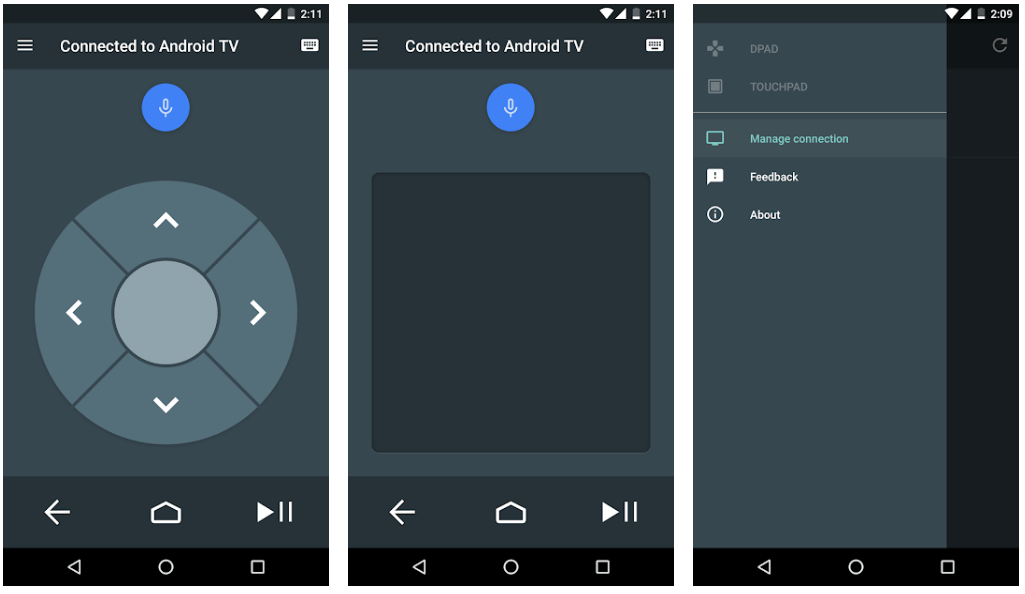 Android TV Remote - Free app