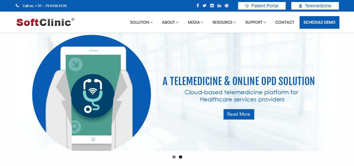 Soft Clinic- Best Hospital Management Software