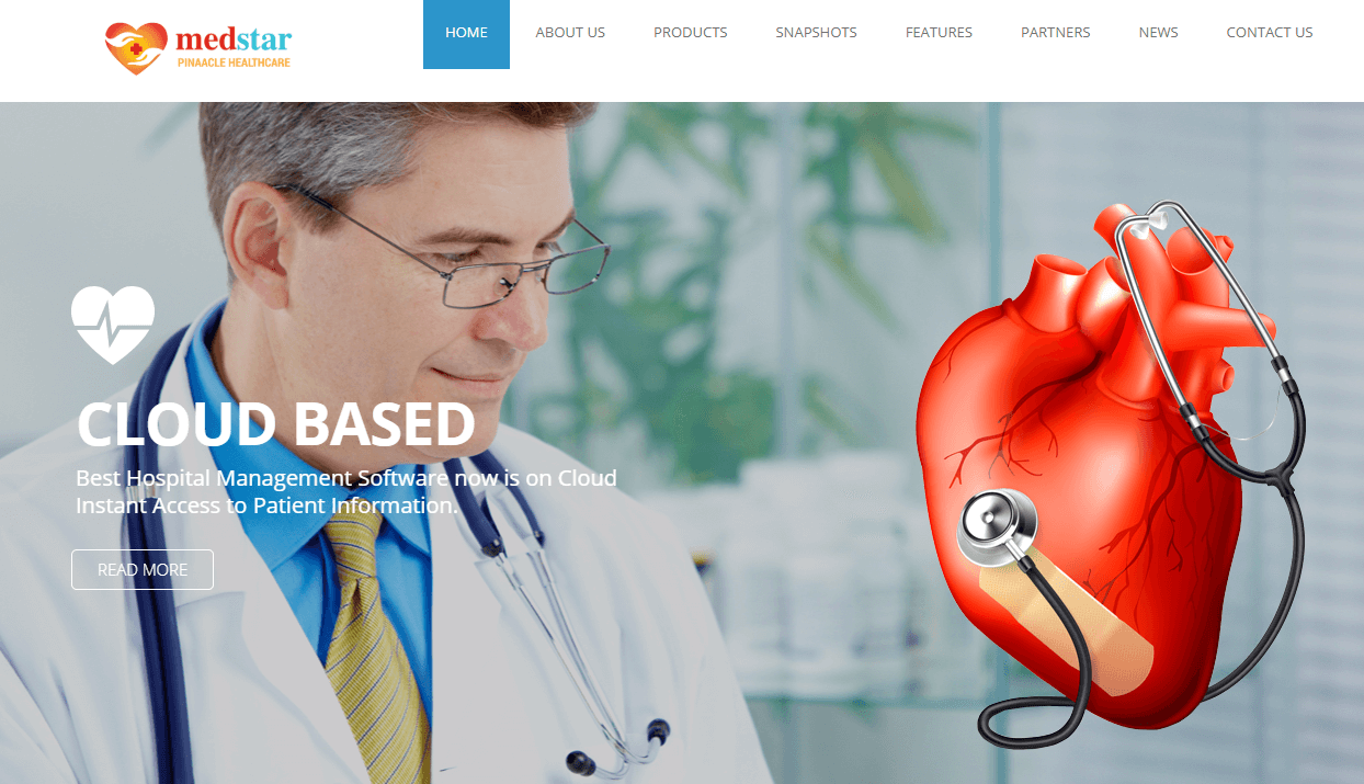 MedStar HIS -Best Hospital Management Software