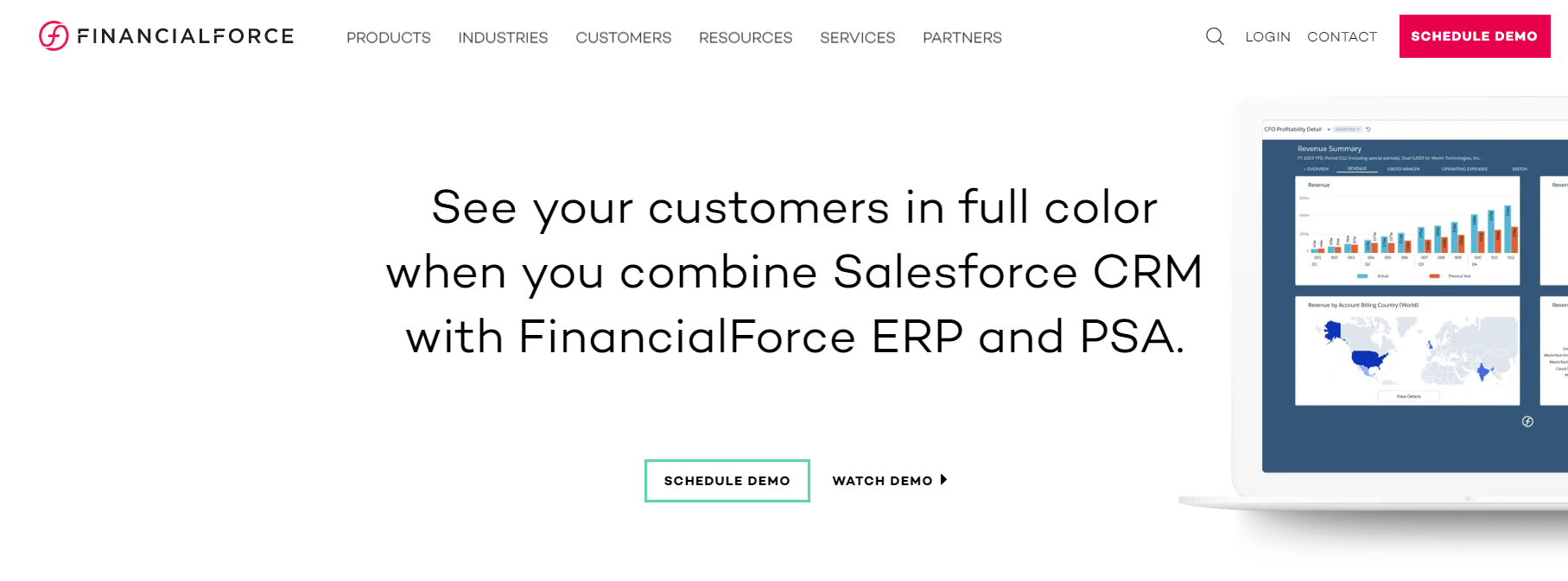Financial Force Billing Software