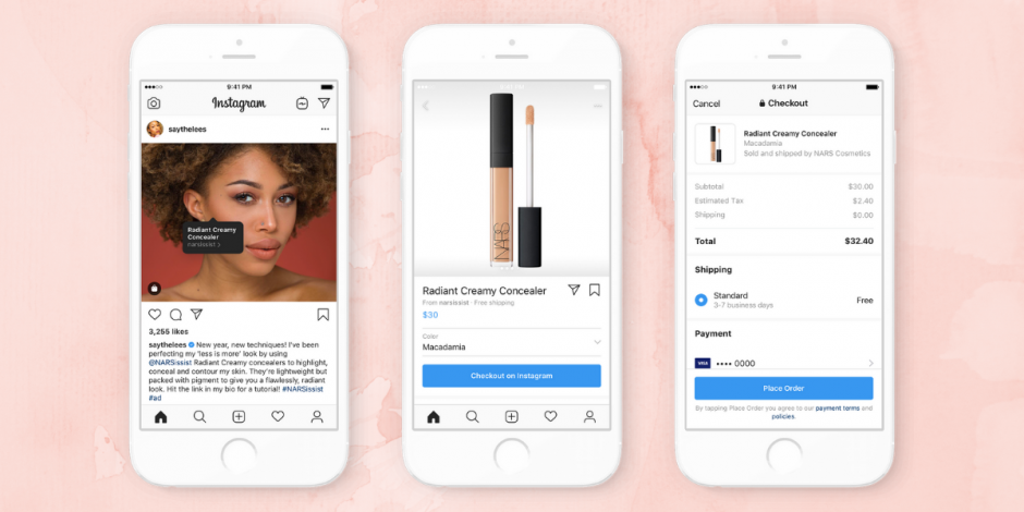 Instagram's Shoppable Posts in Digital Marketing For Small Business