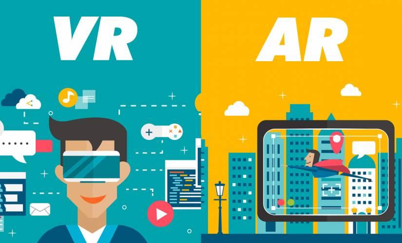 AR & VR in Digital Marketing