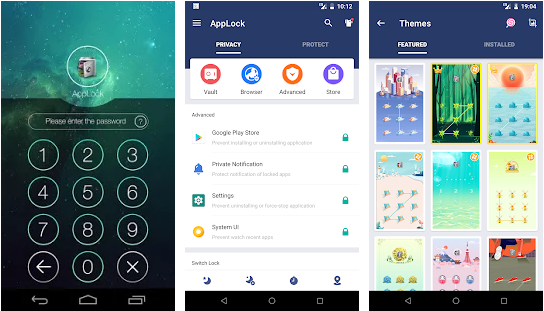 Applock Apps to Hide Photos and Videos