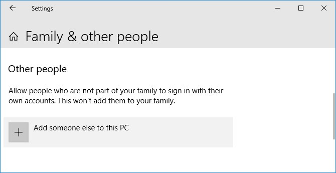 Switch to a New User Profile on Windows