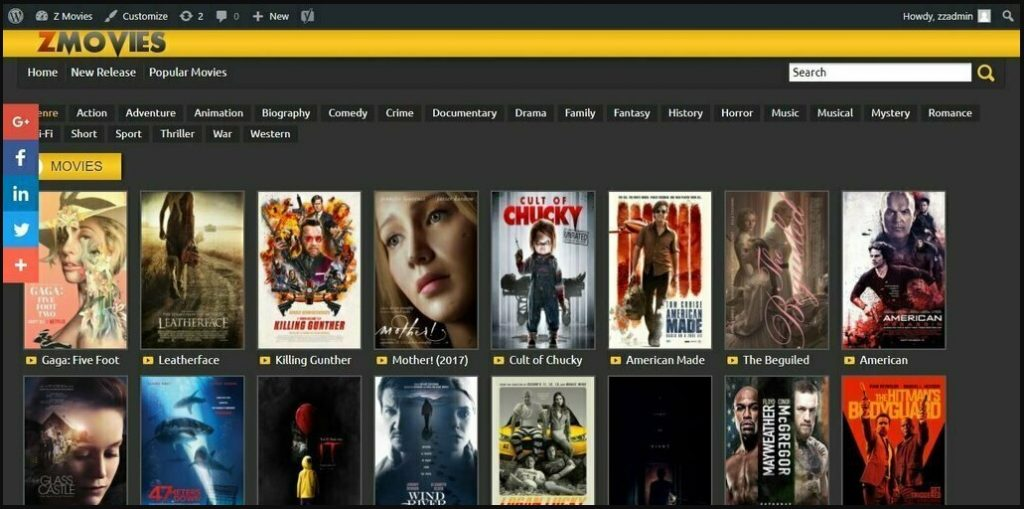 Zmovies - Best Website For Stream and TV Shows