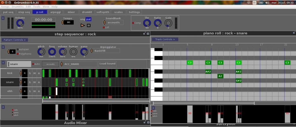 orDrumbox - Beat Maker Software