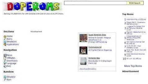 DopeROMs - Best ROM Site