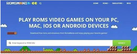 ROMsmania - Best Safe ROM Download Site