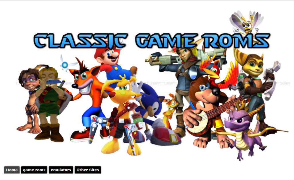 Classic GameROMs