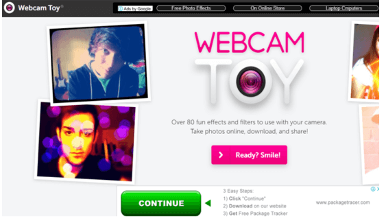Webcam_Toy