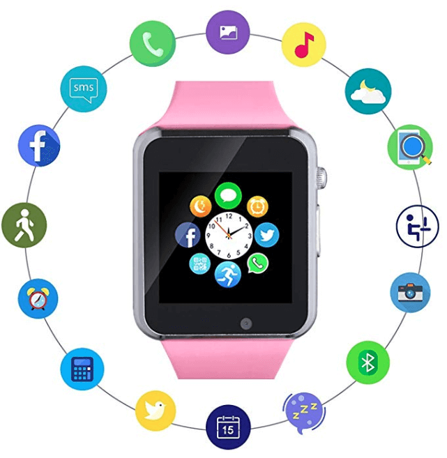 Amazqi Smart Watch