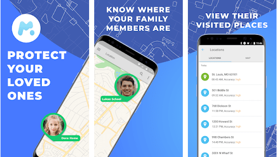 mLite - Best App To Track Location