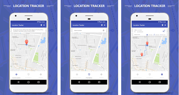 Best Location Detection and Tracking App