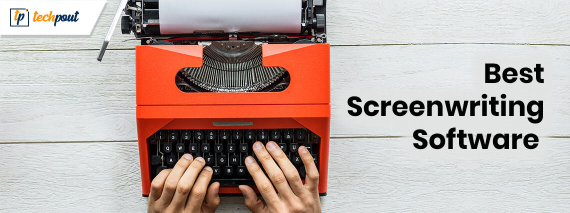 16 Best Free Screenwriting Software For Screenwriters In 2021