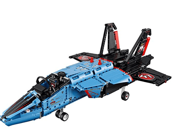 Lego Air Race Jet
