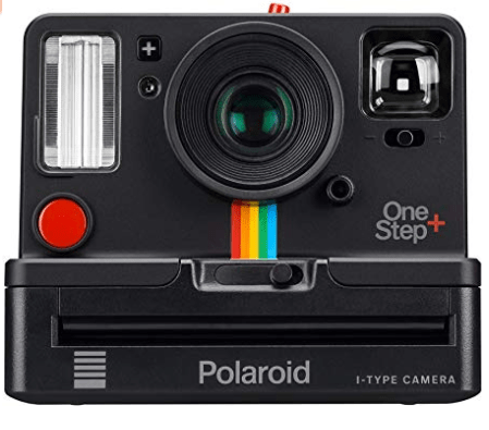 The Polaroid OneStep Bluetooth Instant Camera
