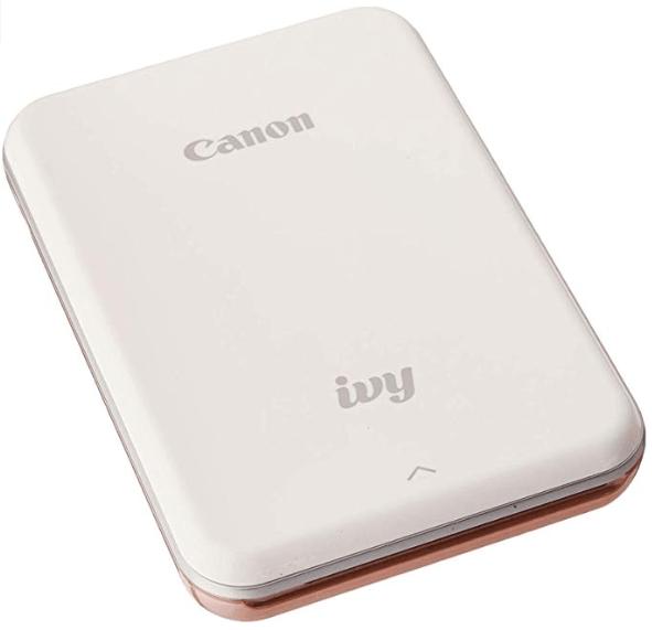 The Canon Ivy Mobile Mini Printer