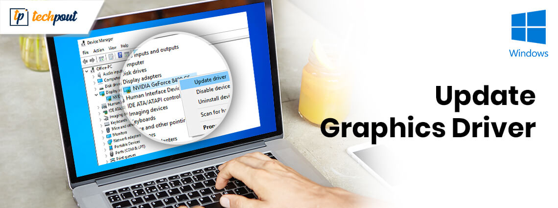 How To Update Graphics Drivers In Windows 10