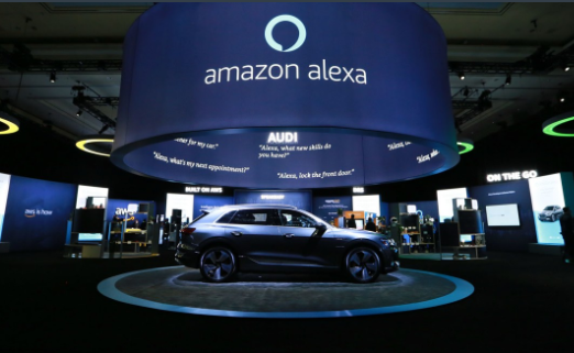 Amazon at CES 2020