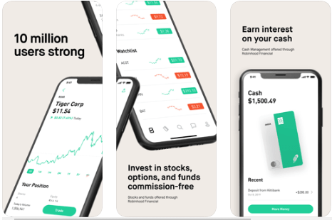 Robinhood - Best Stock Trading App