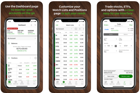 TD Ameritrade Mobile App For Stock Trading