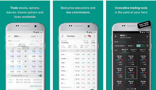 IBKR Mobile Stock Investments App