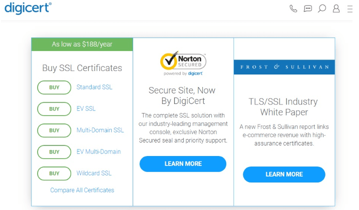 DigiCert - Best SSL Certificates Checker