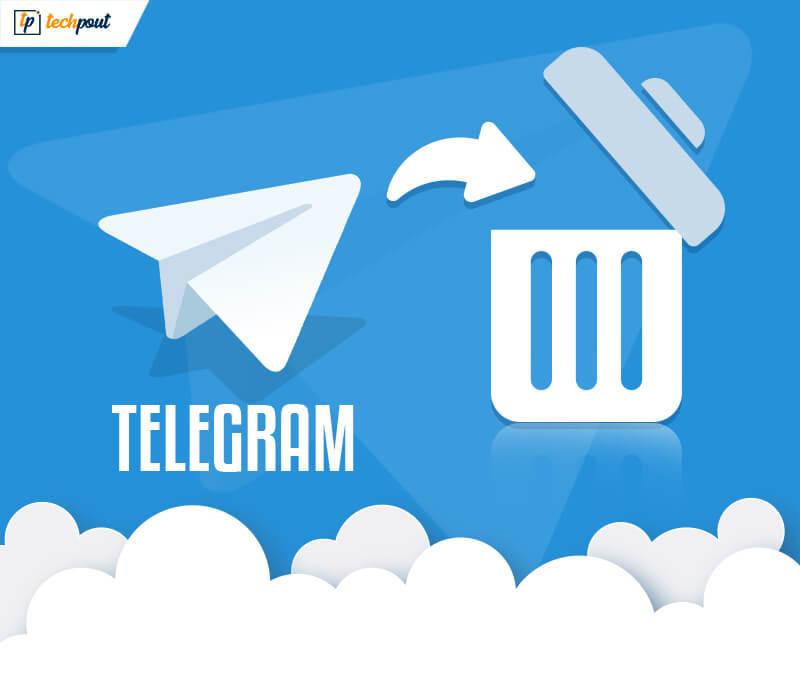 How To Delete/Deactivate Your Telegram Account