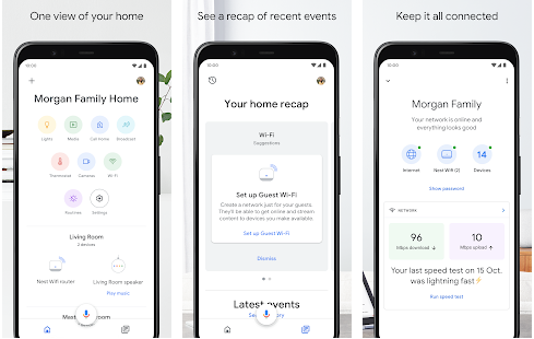 Download the Google Home app