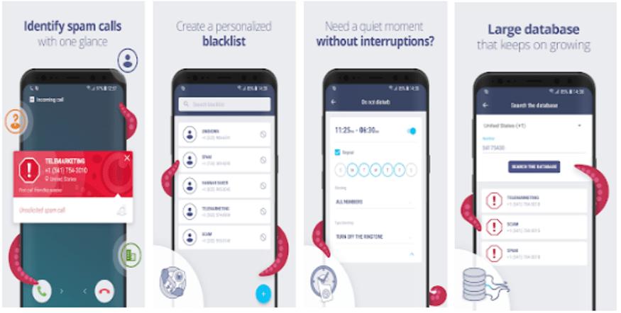 Octo Caller App
