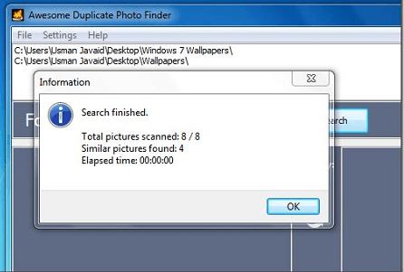 Displaying The Total Number of Duplicates