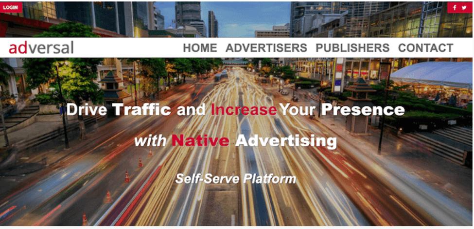 Adversal - Best Advertising Platform