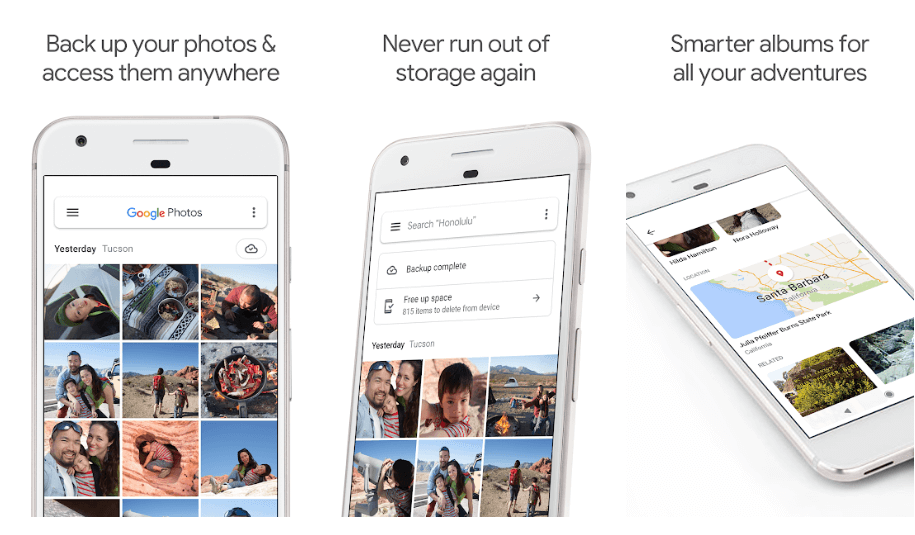 Google Photos - Best Gallery App