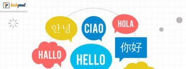 Use Google Translate in Google Sheets