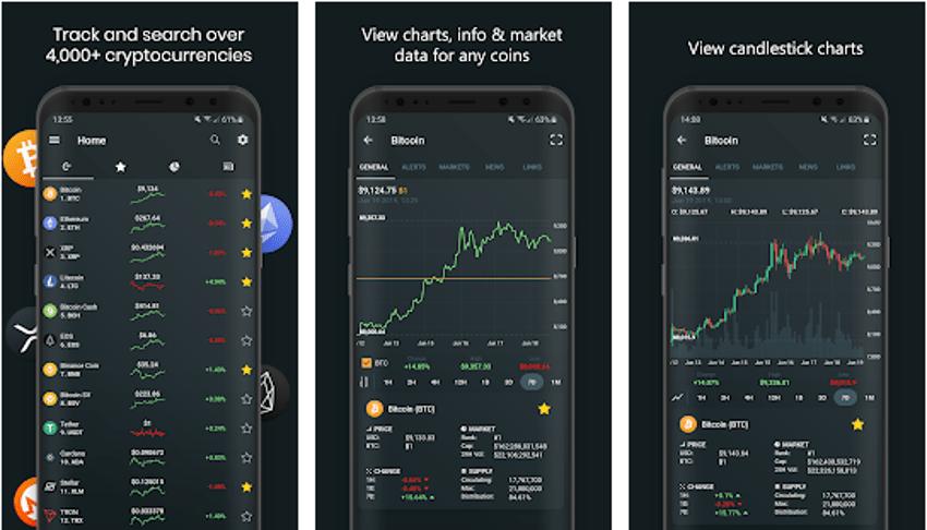 best crypto exchange app