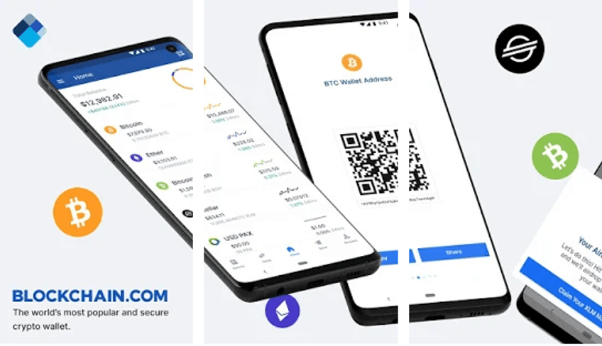 Blockchain Wallet For Crypto Assets