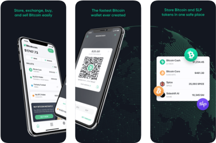 Bitcoin Wallet App For Cryptocurrency Trading