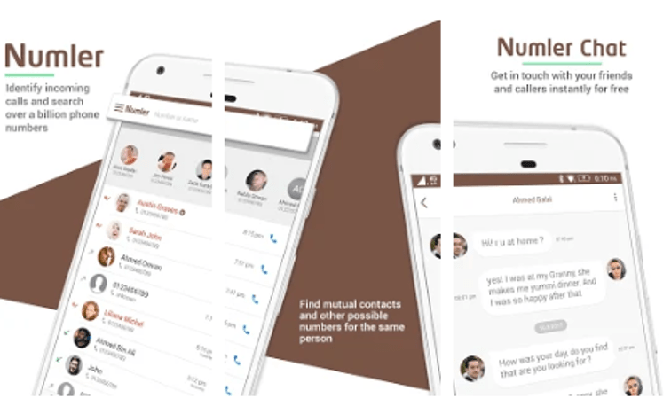 Numler App - identify spam calls in real-time