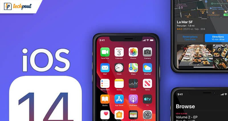 iOS 14 is En-route with New Features, Release Date and Compatibility