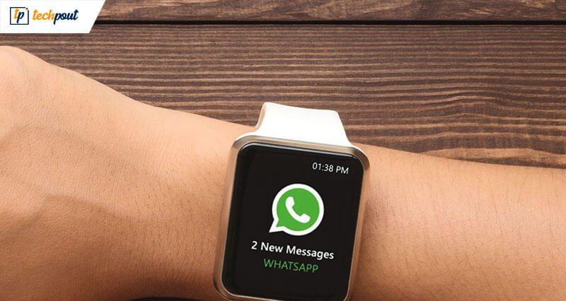 Use WhatsApp on Apple Watch