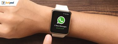 How To Use WhatsApp on Apple Watch (2020)