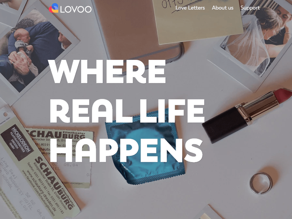 Lovoo - Video Chat Website