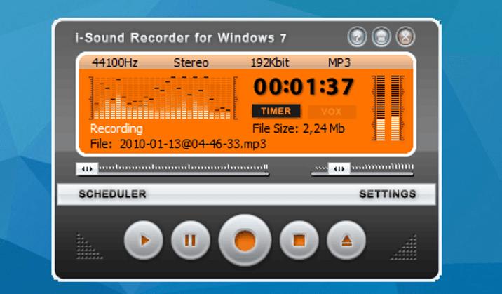 iSound Recorder