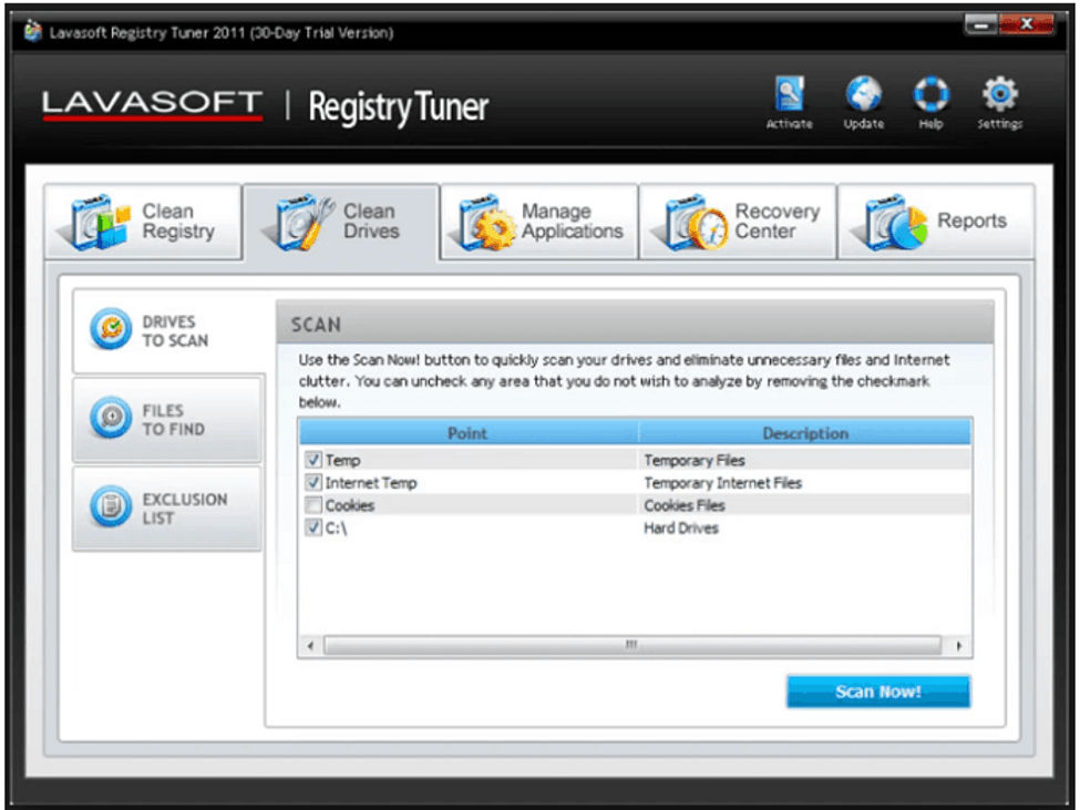 Best Registry Cleaner Software - Registry Tuner