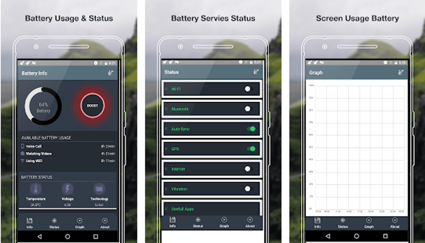 Best Battery Saver App - Advance Battery Saver